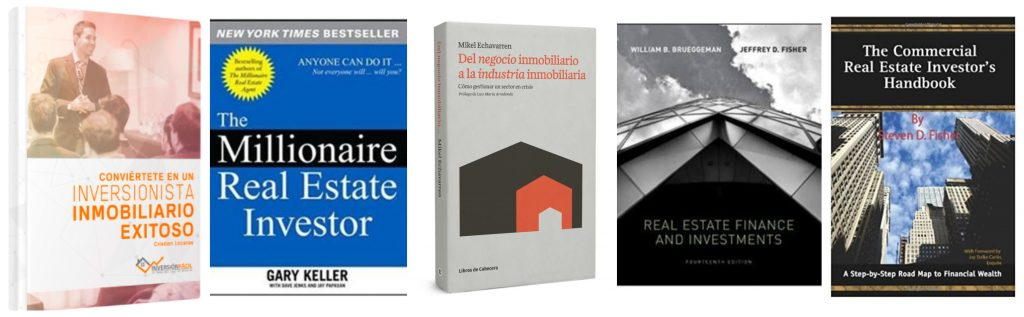Libros Invertir inmuebles