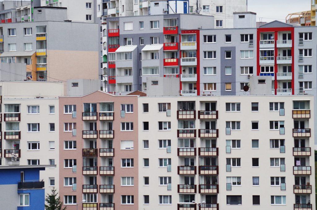 mercado residencial comportamiento