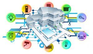 viviendas conectadas inteligentes