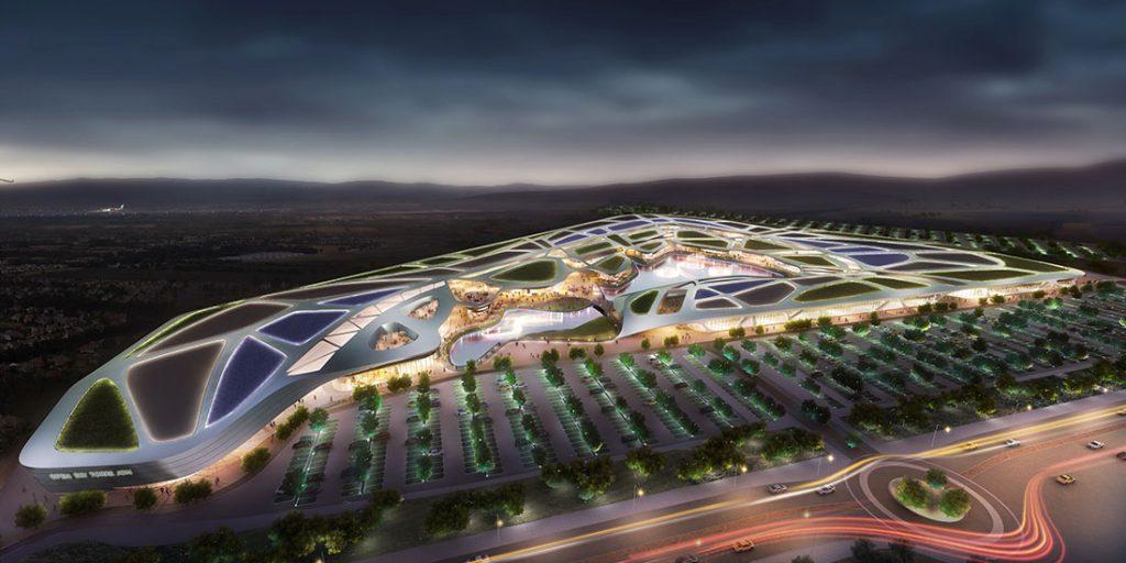 La reinvención de los centros comerciales